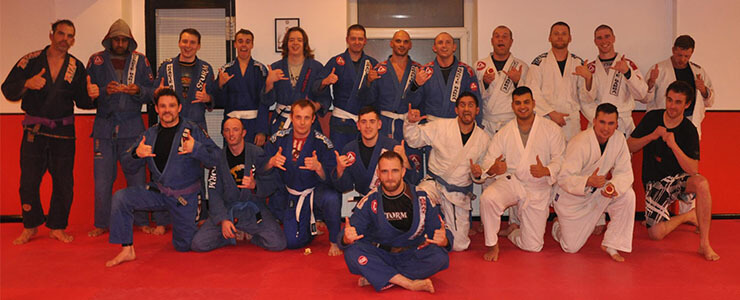 Team Gracie Barra Bradford